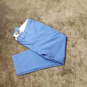 Blue Ralph Lauren Polo 36/34 100% Cotton Pants